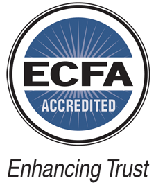 ECFA Accredited. Enhancing Trust.