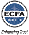 ECFA Accredited. Enhancing Trust