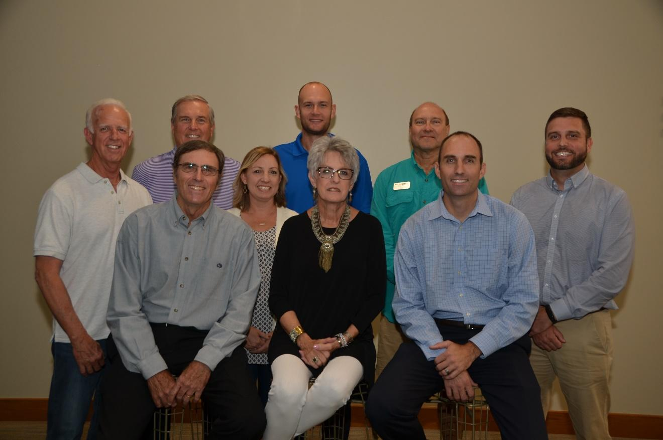 An image of the founding board of directors.
